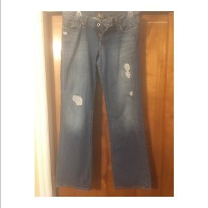 Lucky Brand Distressed Jeans Sz 10/30